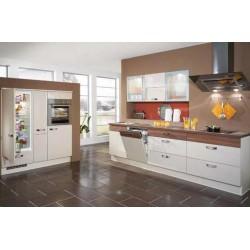 (35) Elegante Hoogglans Keuken