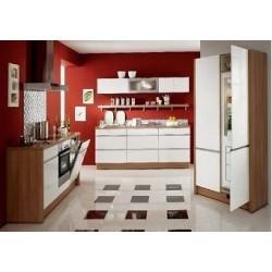 (36) Hoogglans Keuken met Hout Design