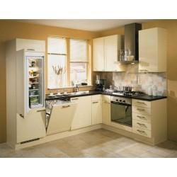 (2) Strakke kader keuken